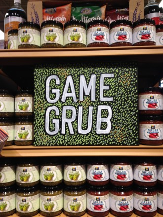 Game Grub Chalk