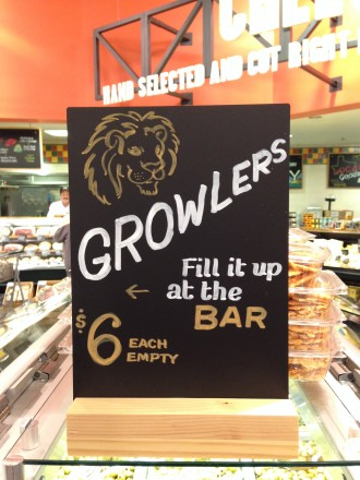 Growlers Chalk